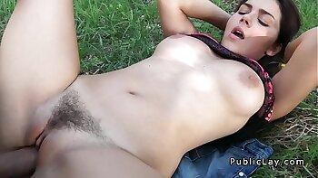 POV fuck with my Italian boy friend big tits
