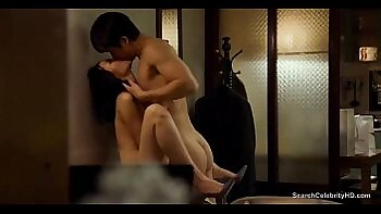 Couple fool around together by the fuckable golden korean nude