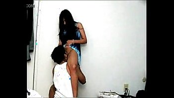 Boyfriend While Licking Sunny Travis Black