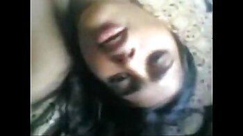 Big eyed Indian darling eats tasty sweet pussy of hell-beaten boyfriend