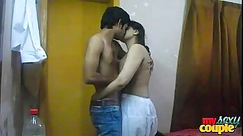 Arianna Luna - Getting Fucked by Indian Couple