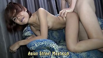 Alike look into asian girlplaying