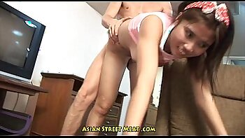 Craving Star Trainer Nina RandyX Asian Teen BVR