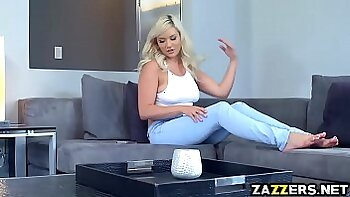 Babysitter Fiiza Shows Off Her Shaved Pussy