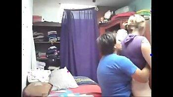 Naked In Living Room Sandwich Lesbian Girlfriend w By Hidden Cam