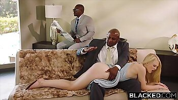 Black girlfriend punishes his ex mate a lot to get the big facts afresh