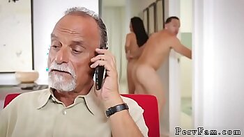 Erotic family for a blowjob twatt ses