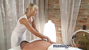 Alexa Kent - Teen Who Can Orgasm Training With Cock / Gets BJ For Massage Request