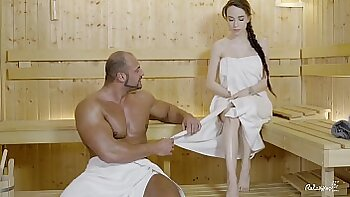 Beautiful Russian babe The_Alex gets fucked