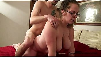 Amateur Ebony Wife With Big Tits Getting Fucked At Her Money Match