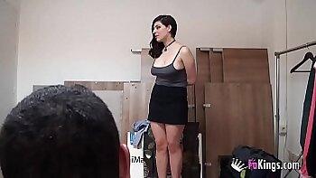 Busty Spanish Hooker having sex with her Boyfriend
