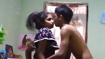 Srilankan teen couple sex